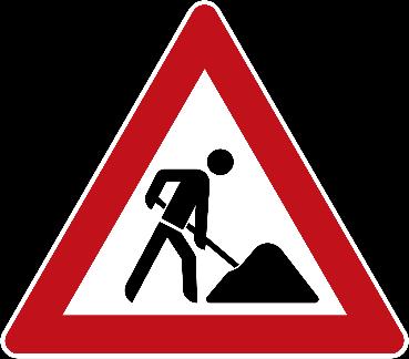 Kurzzeitige Sperrung der Radwegbrücke