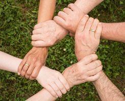 Helfende Hände gesucht