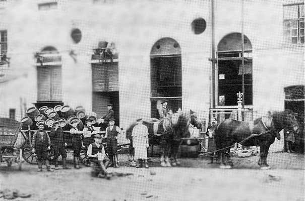 Historischer Rückblick: Die Stiftungsbrauerei Emersacker