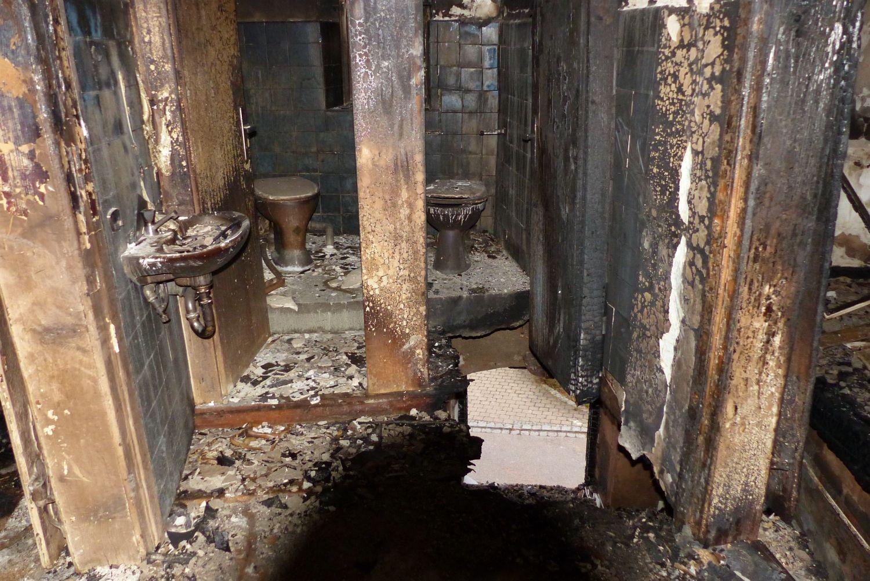 Nach Brand: Kommt wieder eine Kneipe ins Schloss?