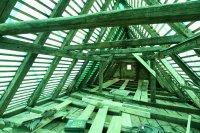 Grünes Licht für die Fortführung der Bauarbeiten am Mansardengebäude
